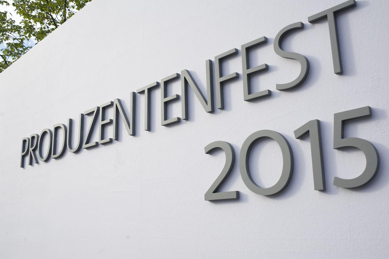 Produzentenfest 2015