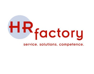 HR factory GmbH - service. solutions. competence.