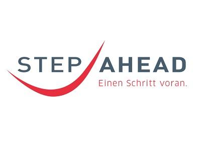 Step Ahead - Einen Schritt voran.