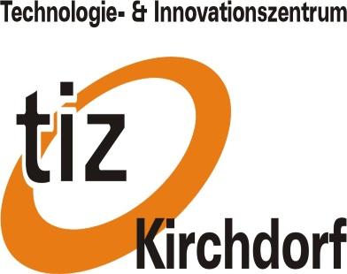 Logo TIZ Ellipse mit TEXT