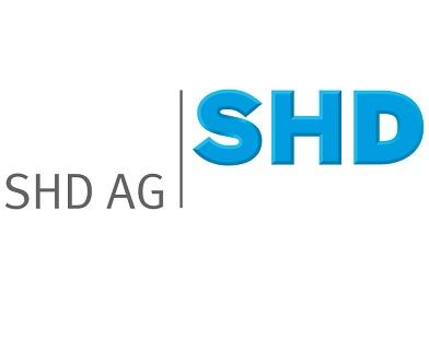 Logo der SHD AG